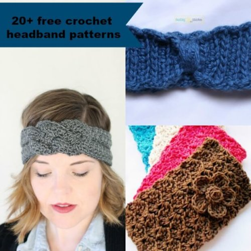 Sensational 20 Free And Easy Crochet Headband Patterns Jennyandteddy Download Free Architecture Designs Terchretrmadebymaigaardcom