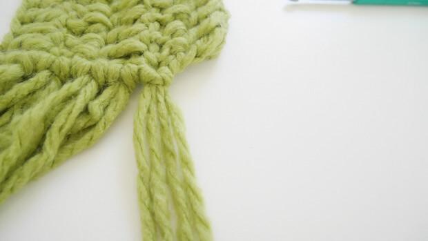 easy beginner crochet scare free pattern
