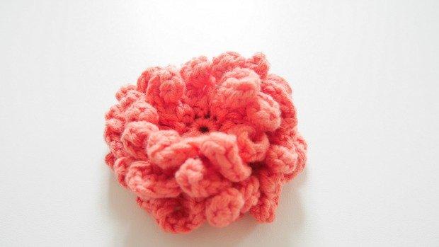 flower crochet face scrub free pattern easy for beginner