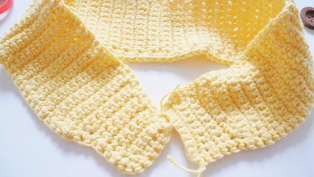 single crochet head band free pattern easy tutorial