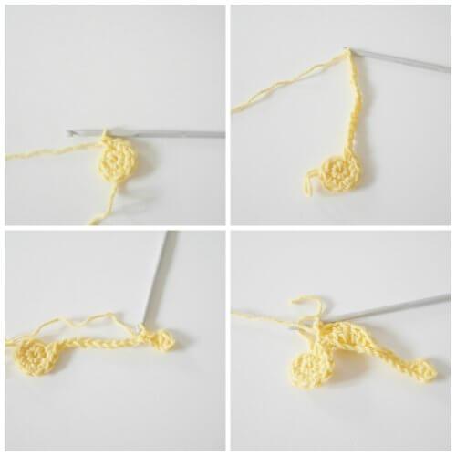 seahorse applique crochet by jennyandteddy