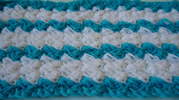1blanket crochet stitch tutorial