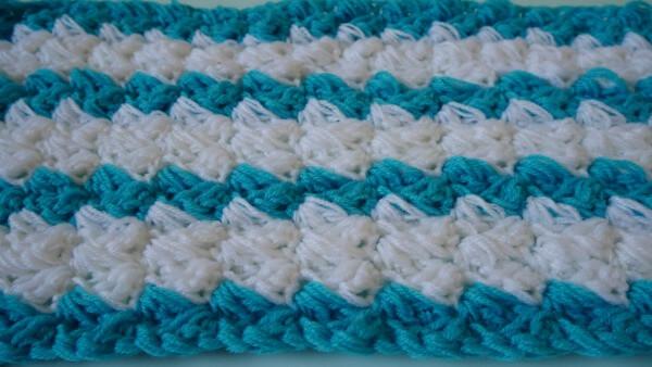 1blanket crochet stitch tutorial