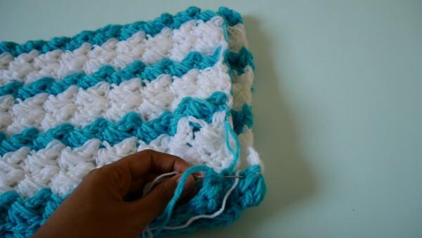 1ocean weave cowl free pattern crochet