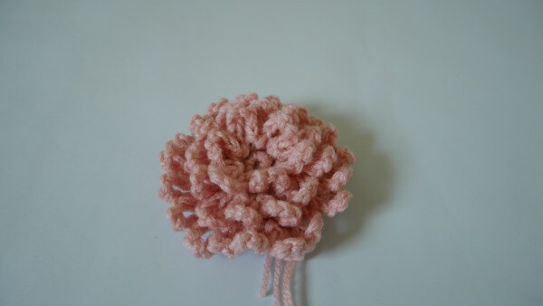 crochet flower easy free pattern