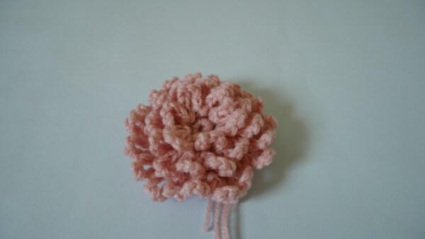 crochet flower easy free pattern