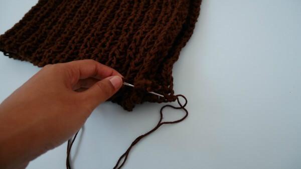 easy crochet nect warmer