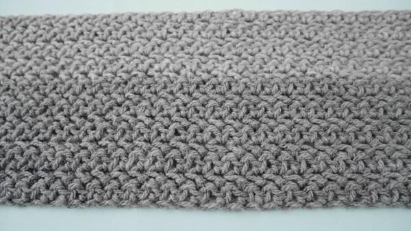 herringtage bone crochet scarf free pattern for men