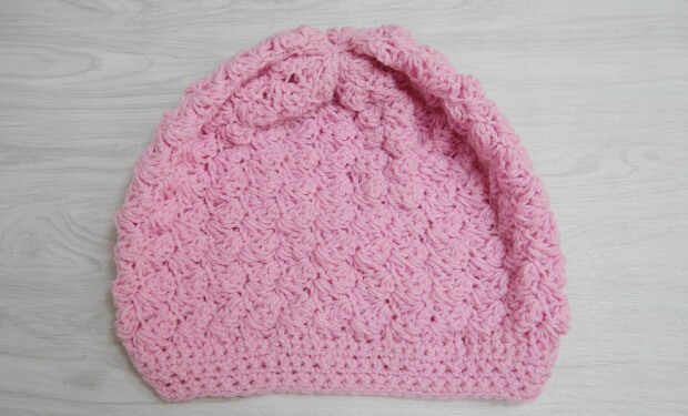 2sweetberry crochet slouch hat free pattern
