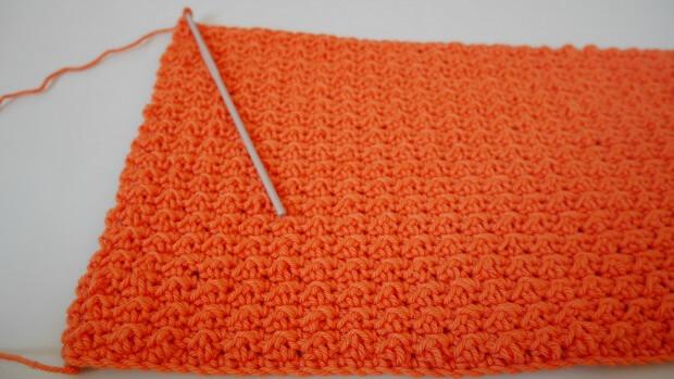 basic easy beginner slouch crochet hat
