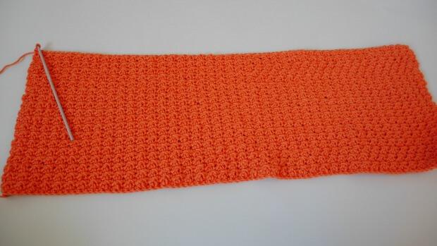 basic slouch crochet hat