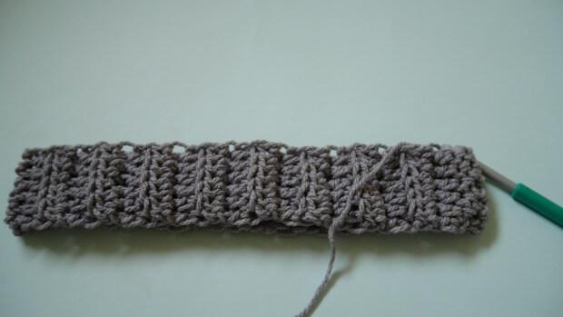 newman crochet hat