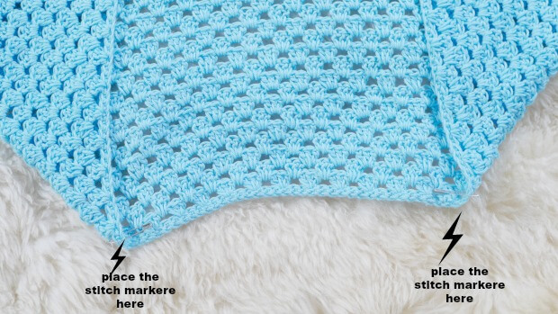 blue lagoon cardigan crochet