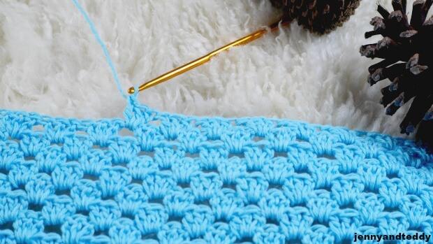 easy crochet granny square tutorial