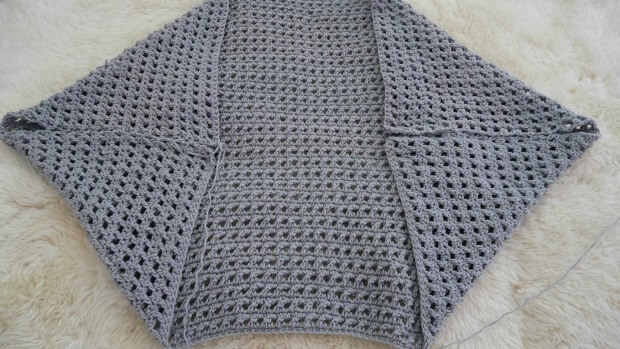 pretty me cocoon cardigan beginner friendly