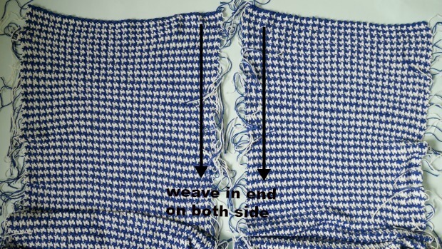 boho chic crochet poncho free pattern by jennyandteddy