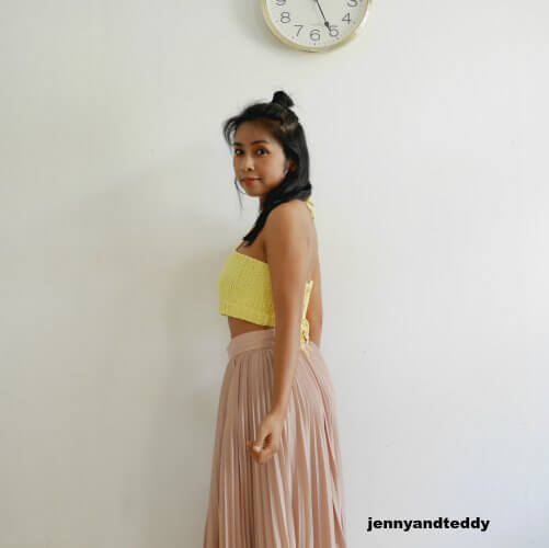 easy beginner crop top crochet tutorial