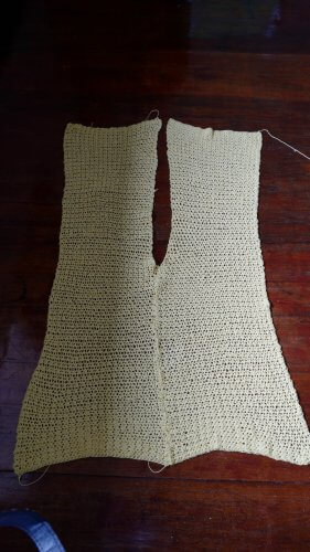 summer cotton crochet kimon cardigan free pattern