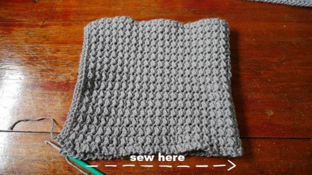 how to creat crochet hoodie