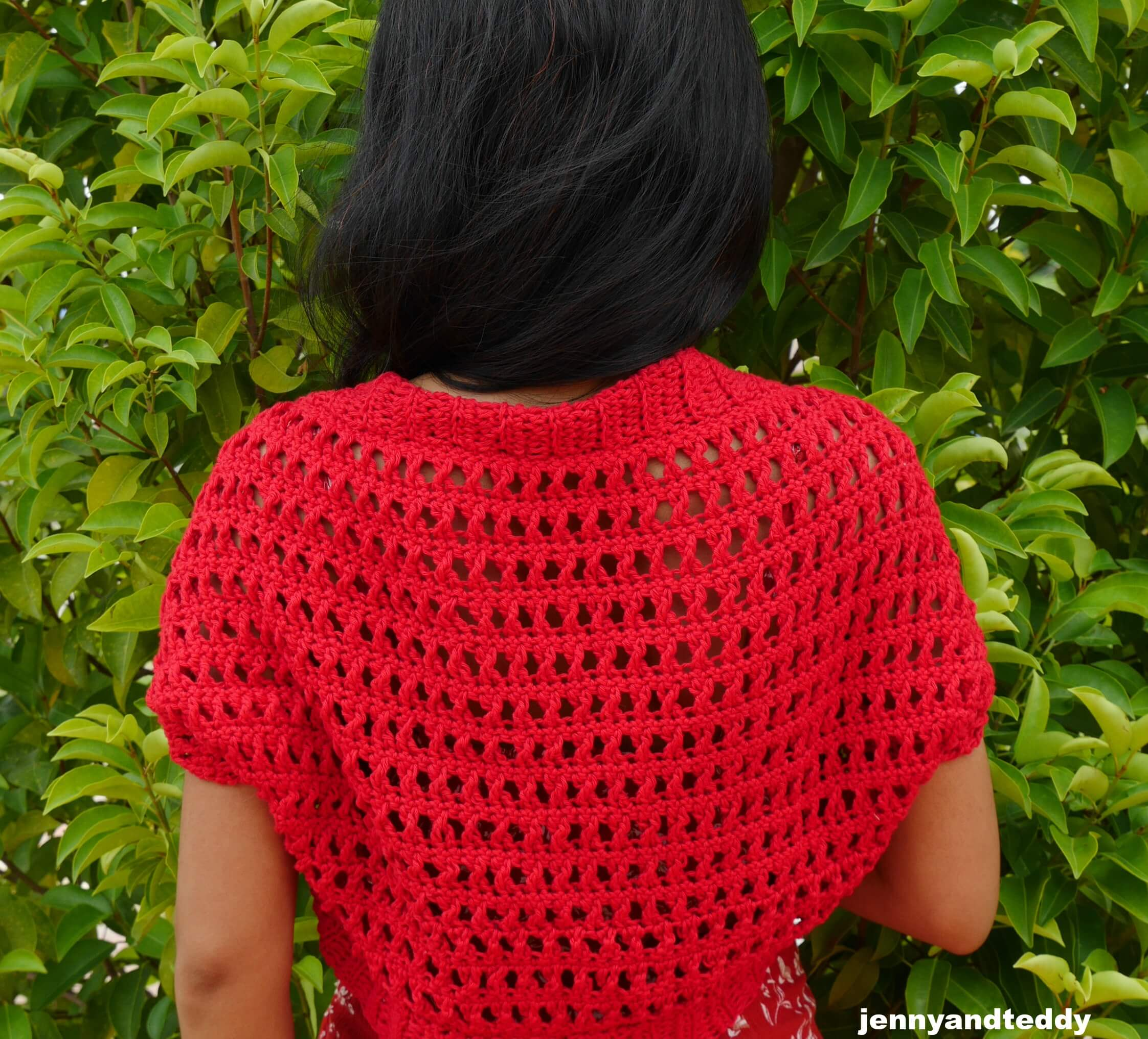 Crochet Bolero Pattern Awesome Design Inspiration
