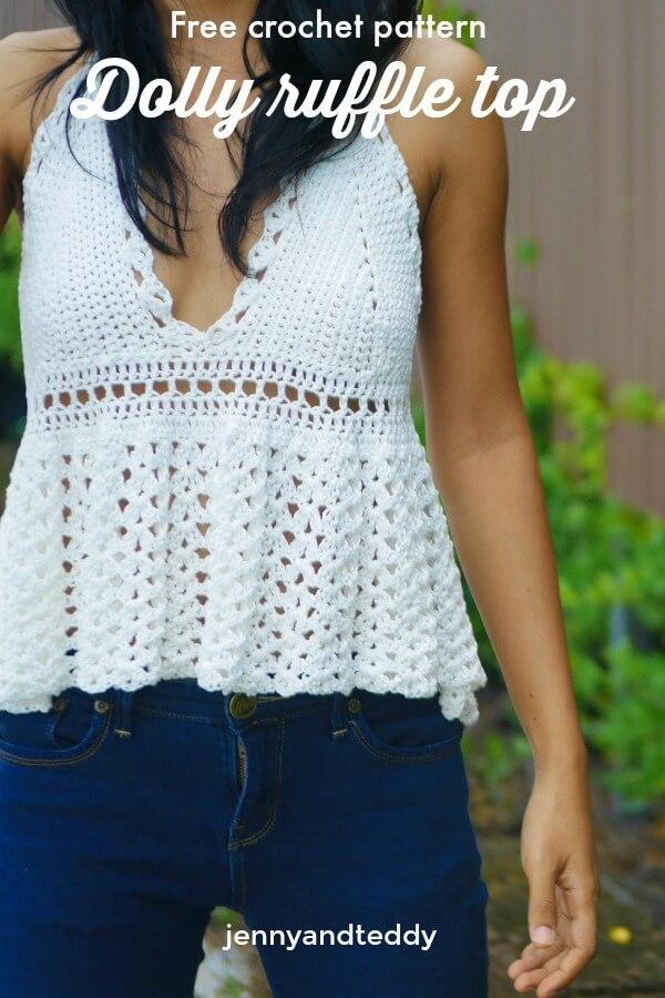 free crochet pattern — Page 2