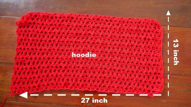 easy crochet caplet pattern