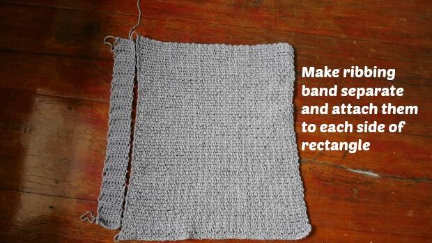 crochet poncho easy for beginner