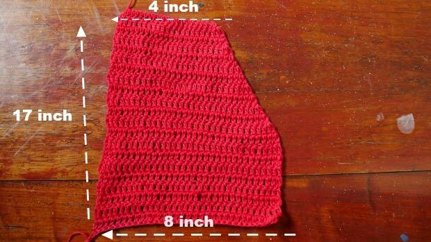 crochet bell sleeve top1
