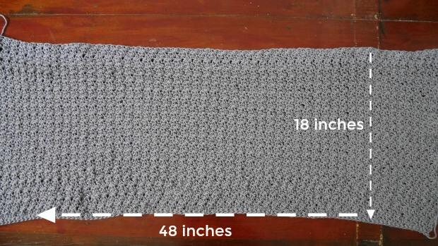 nina crochet poncho wrap