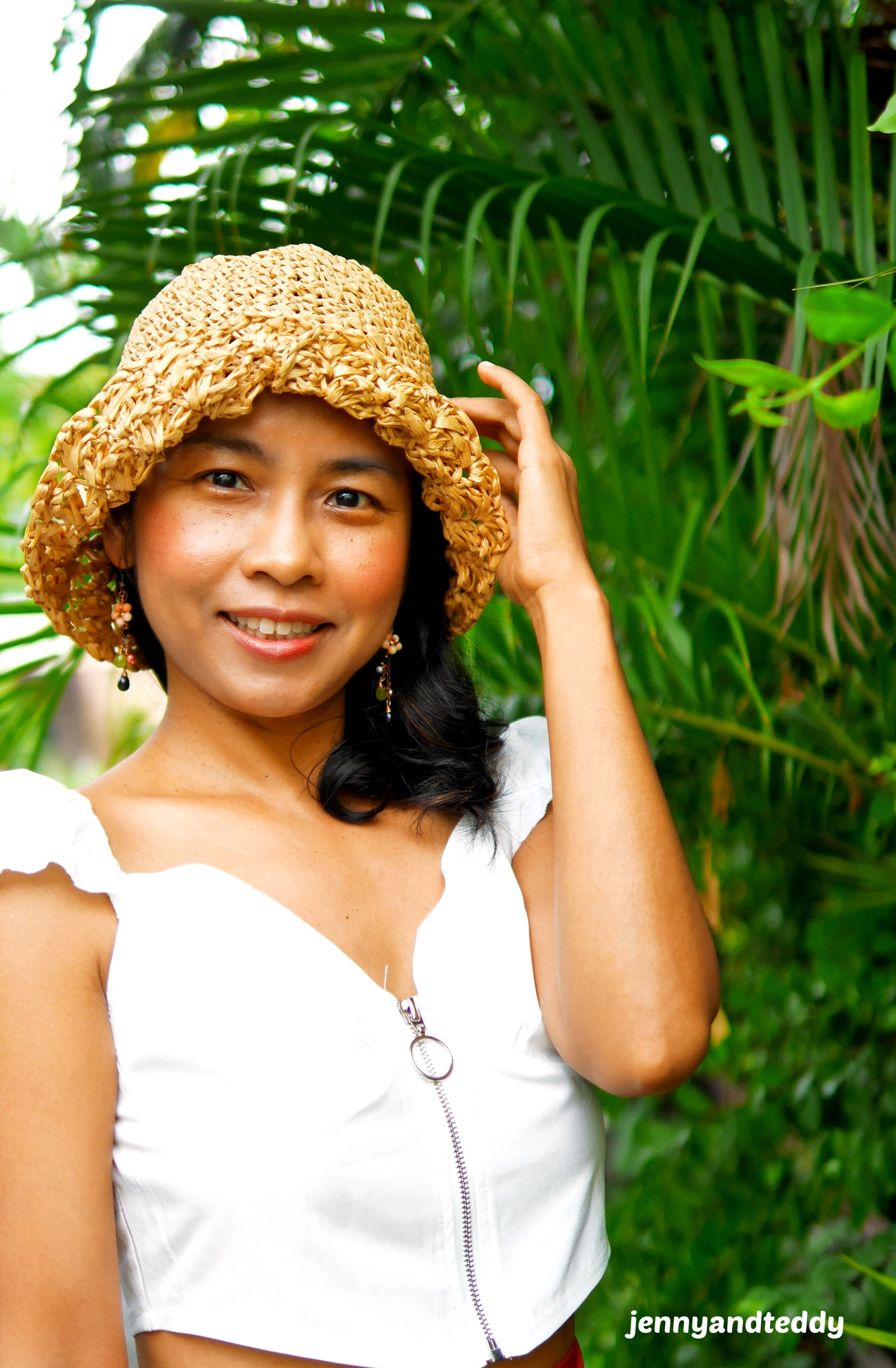 how to crochet bucket hat for beginnner