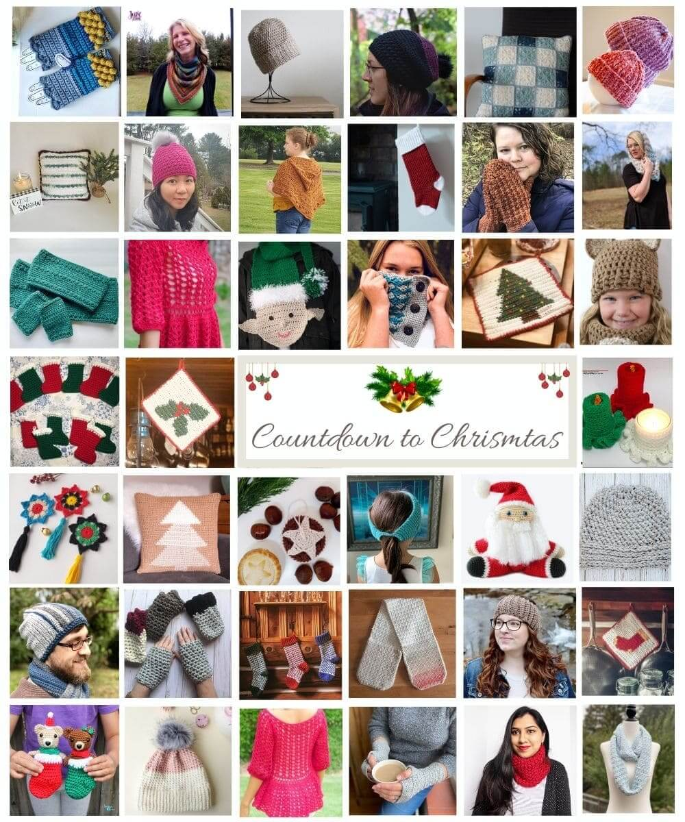 count down to christ crochet blog hop