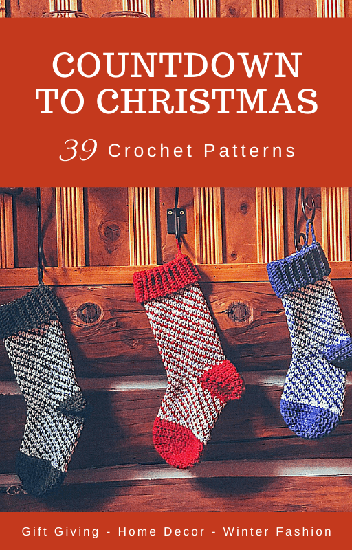 39 free crochet xmas blog hop