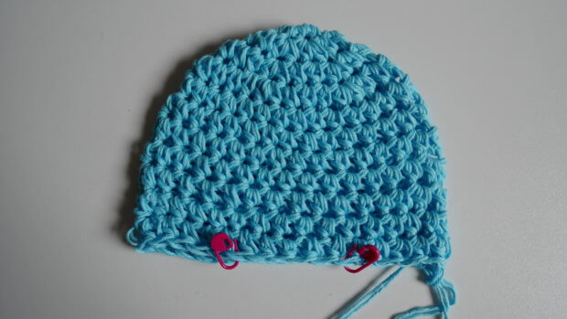how to add ear flaps to crochet beanie hat